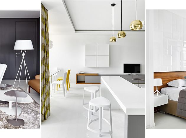 Квартира в Строгино по проекту TS-Design
