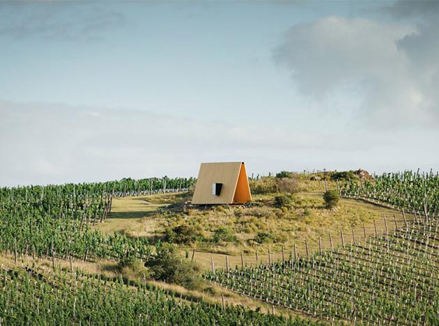 Архитекторы MAPA: часовня в виноградниках