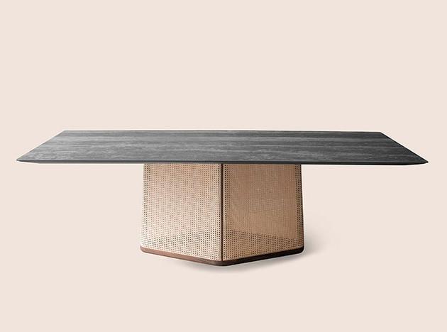 Обеденный стол: 6 тенденций и 17 моделей