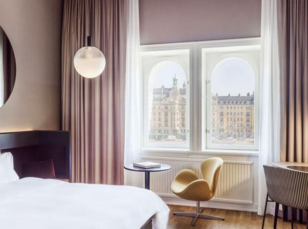 Архитекторы Wingårdhs обновили отель Radisson в Стокгольме