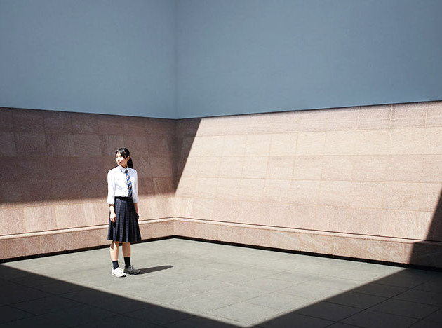 Япония в фотообъективе Роберто Бадана