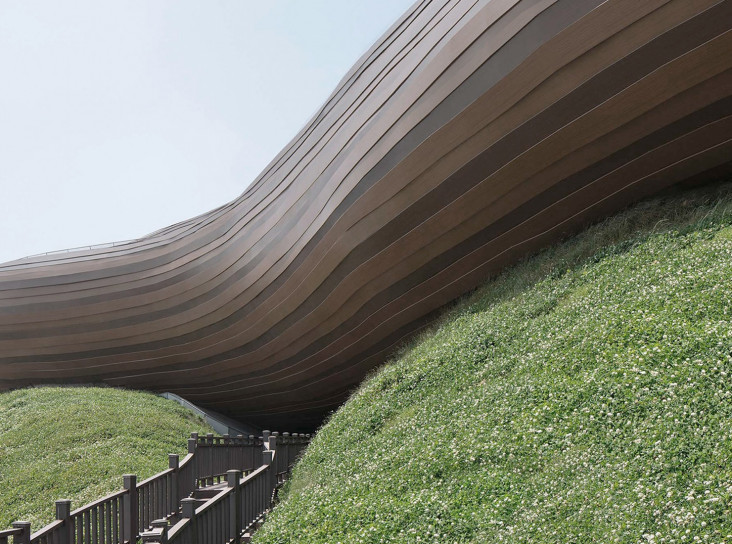Музей в Лияне по проекту студии Crox