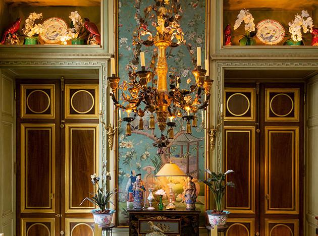 Пьер Берже и Ив Сен-Лоран: рекордные торги Sotheby's