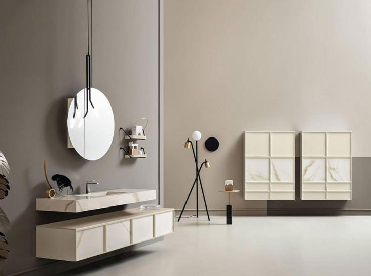 Ар-деко и Эльза Скиапарелли: мебель для ванных комнат Стефано Спессотто