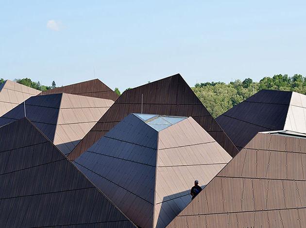 Спа-комплекс в Словении по проекту Enota