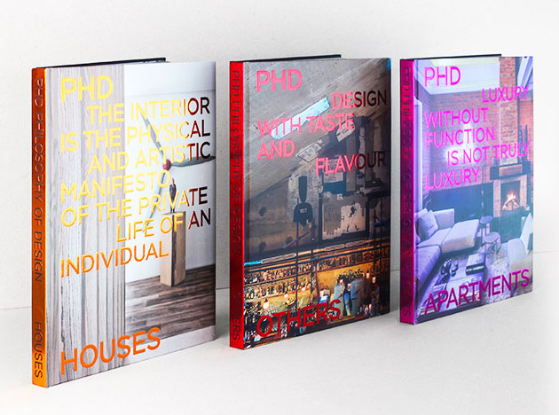 Три книги PHD, Philosophy of Design