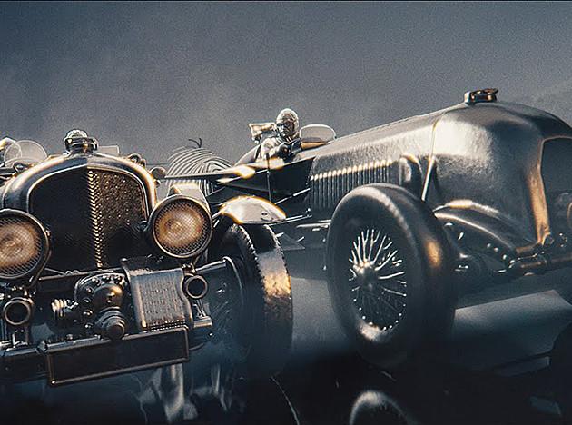 Bentley: фильм к 100-летию бренда
