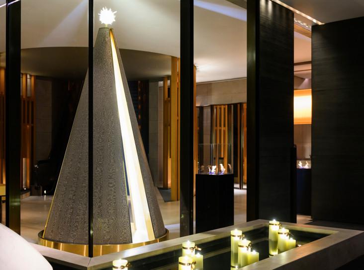 Рождественская елка Fiona Barratt Interiors