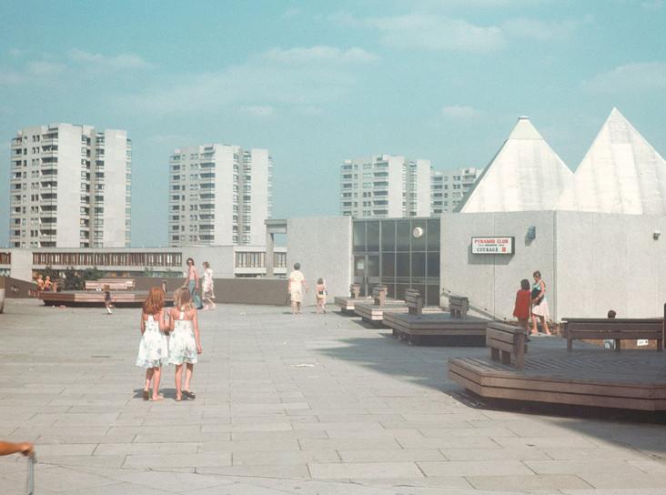 Пригород Лондона из фильма Стэнли Кубрика