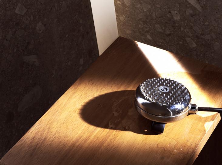 Минималистичный душ Zucchetti.Kos