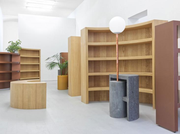 Первая коллекция мебели архитектора Татьяны Бильбао