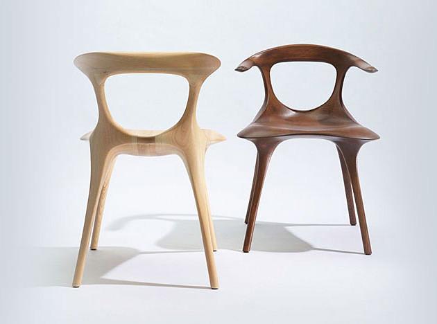 Китайский стул MAD Architects