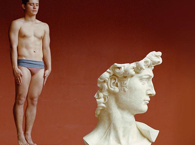 Фотографии Валерия Кацубы в музее Мехико