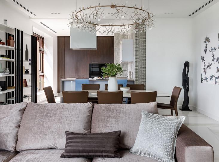 Инна Макарова: квартира 160 кв. метров в клубном доме