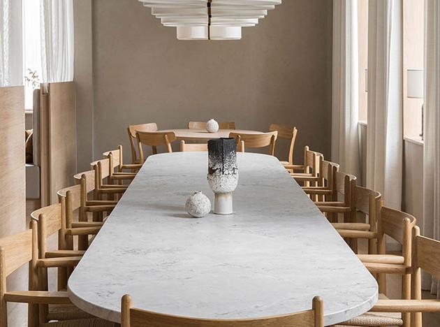 Norm Architects: суши-ресторан в Лондоне