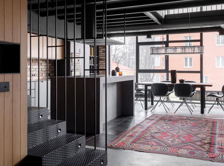Архитектурная студия RE: квартира для семьи Монгайт