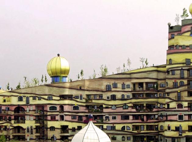 10 cамых странных жилых домов в мире
