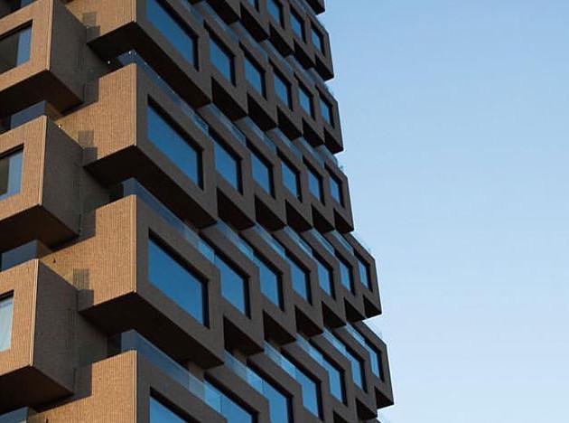 OMA: самый высокий небоскреб в Стокгольме