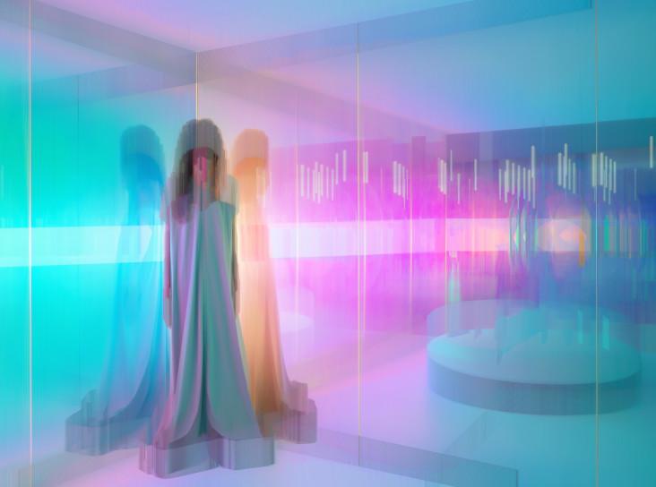 Интерьер будущего от Vox Architects