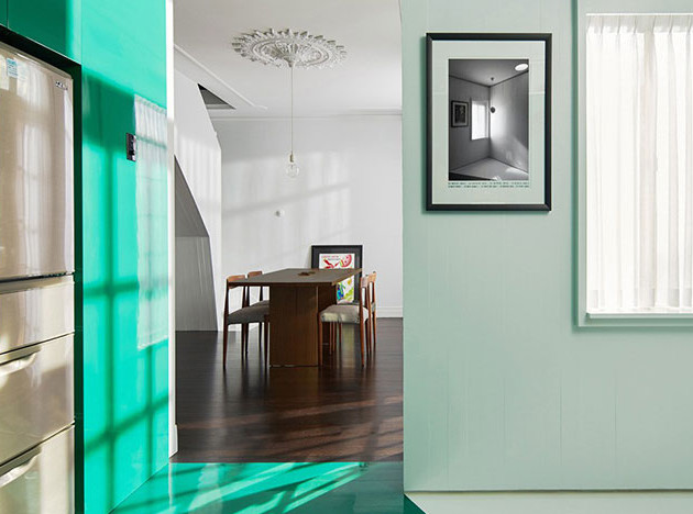 Simon Pendal Architect: цвет и ничего больше