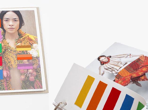 Ли Эделькорт: цвет и народное творчество войдут в моду в 2020 году