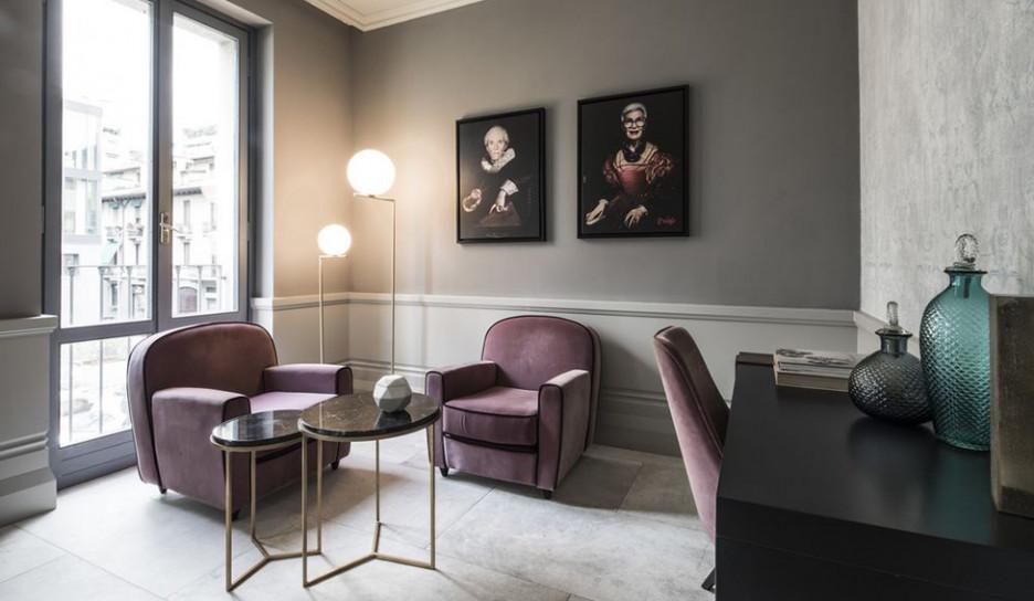 Fifty House SoHo: дизайн-отель в Милане