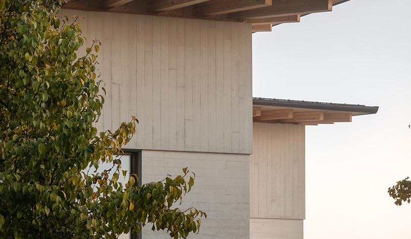 Дом по проекту Джона Поусона в Тироле