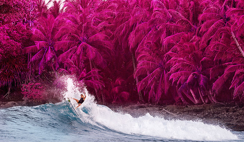 Цвет 2019: Billabong вдохновляет женщин