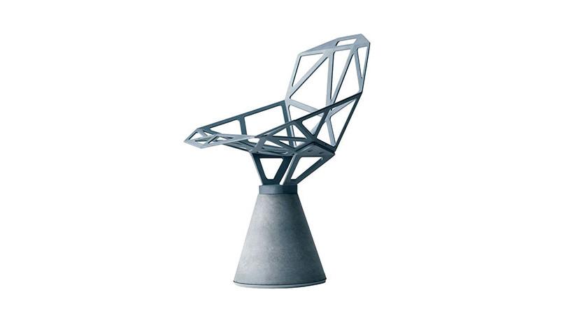 100 лет дизайна: стул Chair One Константина Грчича