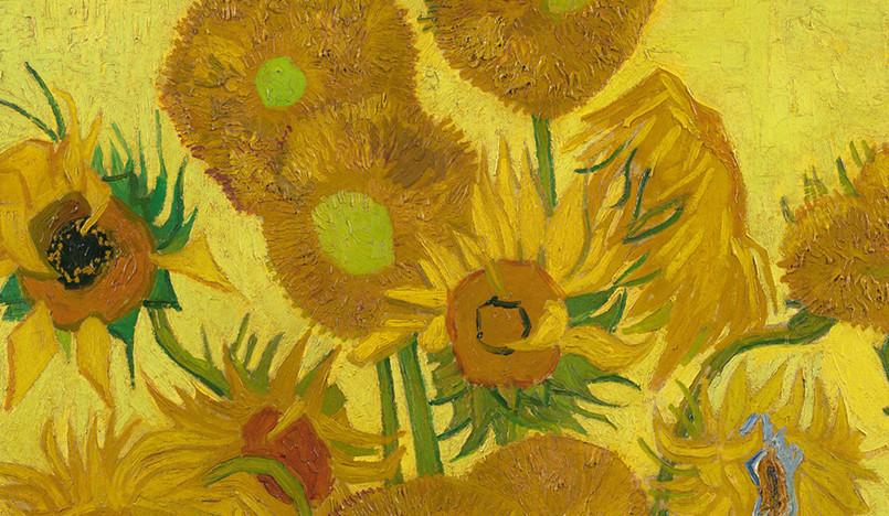 «Подсолнухи» Ван Гога выставят в Амстердаме