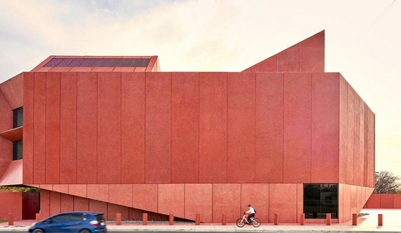 Дэвид Аджайе построил арт-центр в Техасе