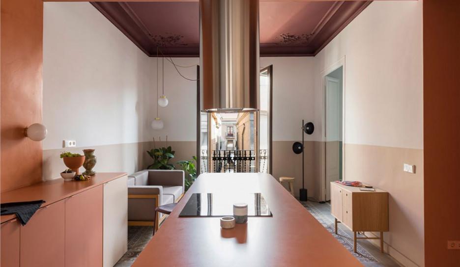 Colombo and Serboli Architecture: цвет как ресурс обновления