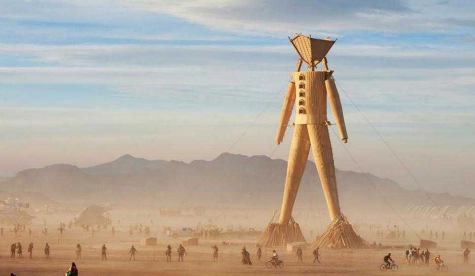 Burning Man 2019 на снимках в Instagram