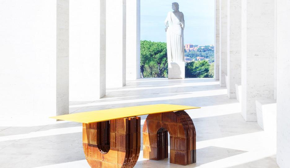 Kueng Caputo сделает проект для Fendi на выставке Design Miami