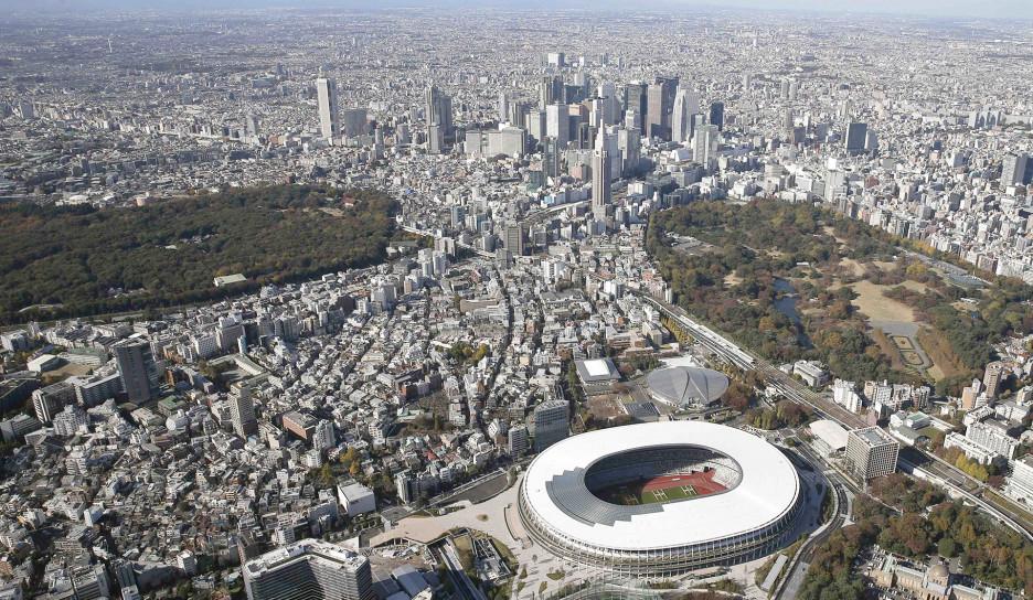 Олимпийские игры 2020: стадион по проекту Кенго Кумы