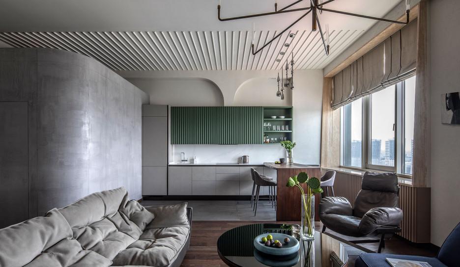 Анастасия Куликова: видовая квартира 55 кв. метров