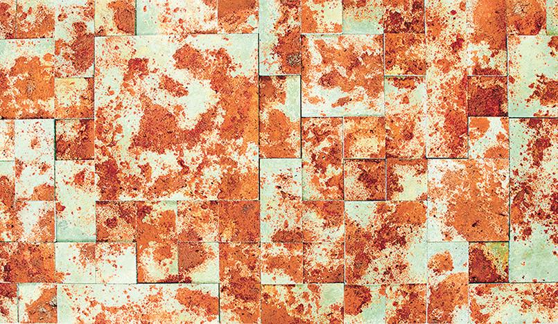 Бразильская плитка: цвет, 3D и другие тренды