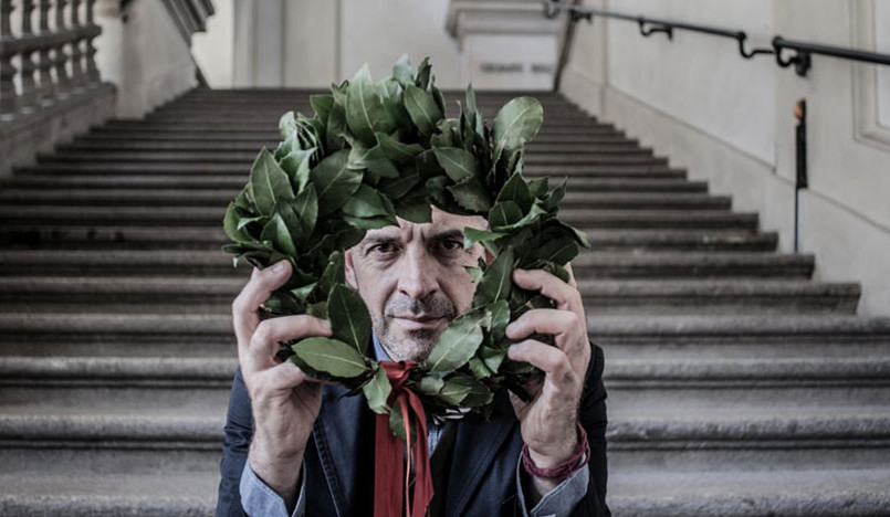 Антонио Маррас о своей первой коллекции скульптур