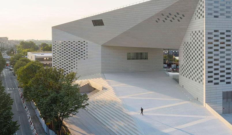 Архитекторы BIG: центр искусств в Бордо