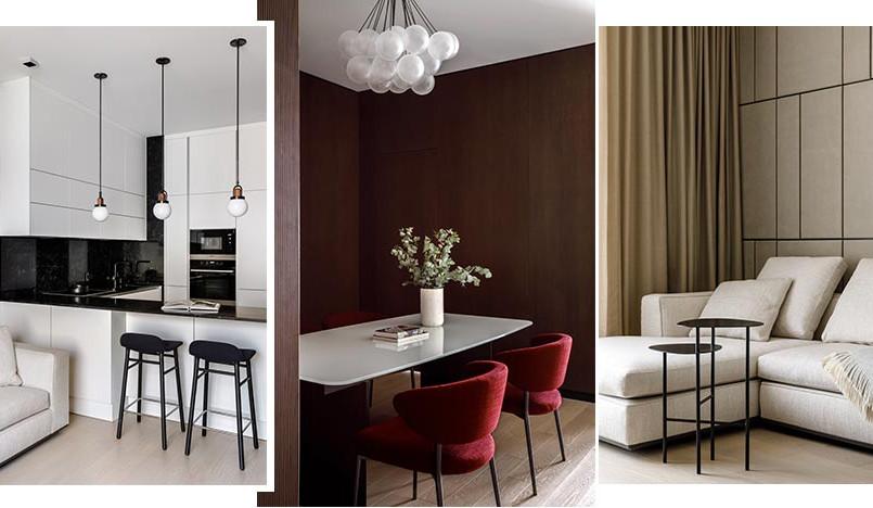 Arch(e)type: спокойная квартира для молодой семьи