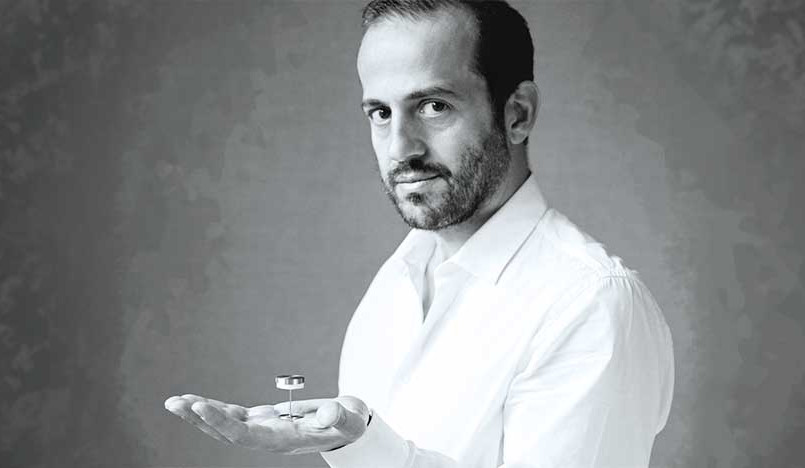 В гостях у Майкла Анастасиадиса, дизайнера 2020 года