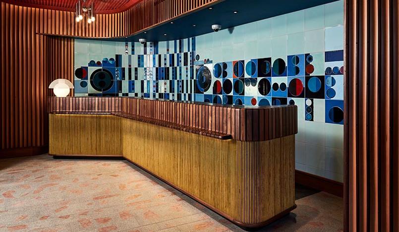 Отель Standard в Кингс-Кроссе по проекту Shawn Hausman Design