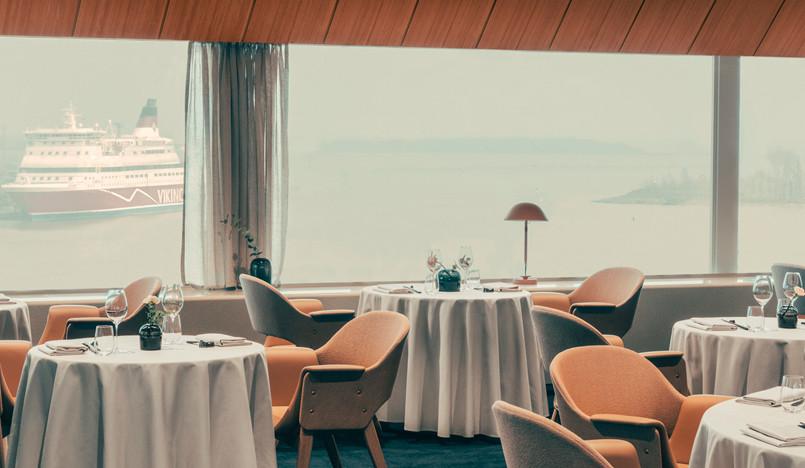 Note Design Studio: самый знаменитый ресторан в Хельсинки