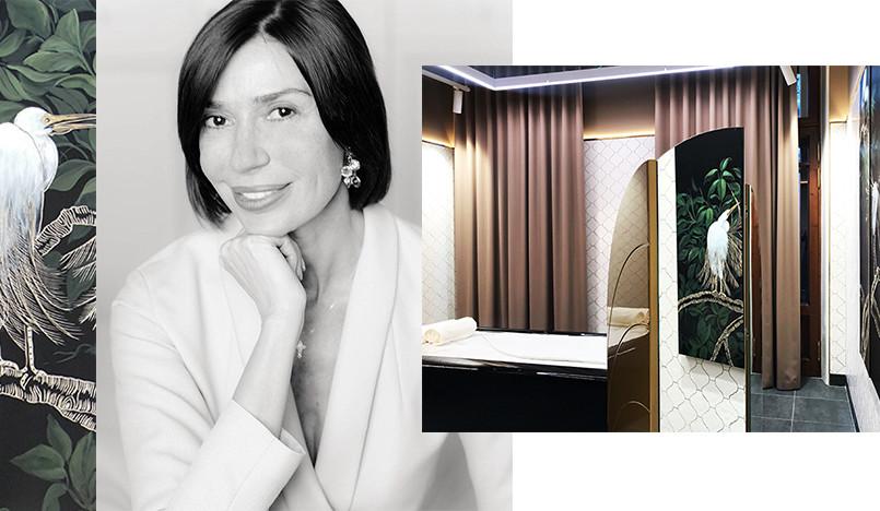 Салон красоты в отеле «Метрополь»