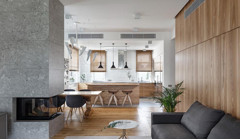 SVOYA studio: дом для молодой семьи