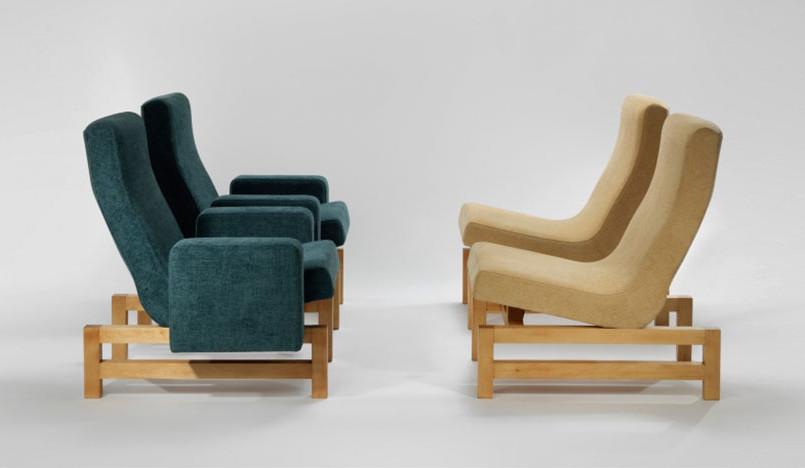 Design Miami/Basel: Жак Дюмон на стенде галереи Demisch Danant