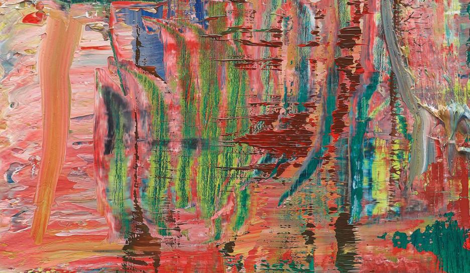 Герхард Рихтер (Gerhard Richter) в Москве: абстракция и образ