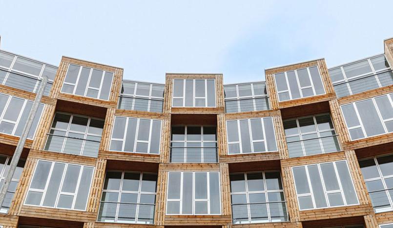 BIG: доступное жилье в Копенгагене