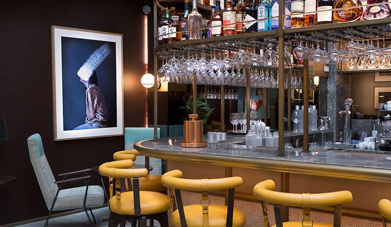 Где выпить дизайнеру в Париже? 10 горячих мест