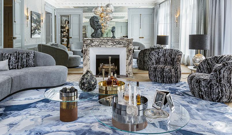 Жерар Февр (Gerard Faivre): о секретах Art Homes и квартире на авеню Марсо